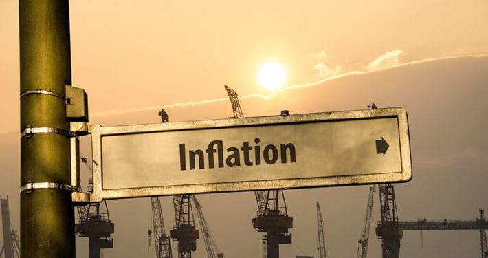 Schild 85 - Inflation