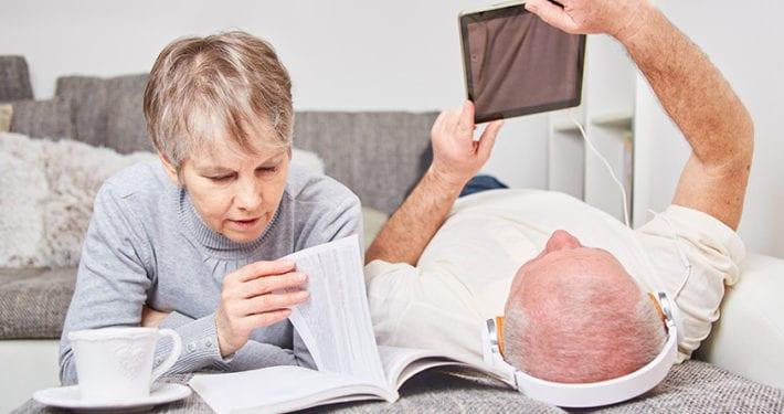 Año 2050: el 40% de los Españoles tendrá más de 65 años