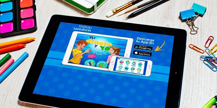 Educación Financiera para Niños: App Mi Dinero y Yo