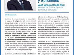 Pensiones: Pacto Nacional para Garantizar sus Sostenibilidad