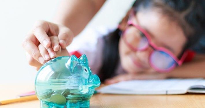Educación Financiera para Niños: Empezar a Ahorrar