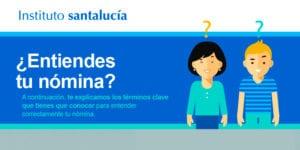 Infografía Educación Financiera: La Nómina