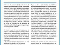 Pensión por Viudedad: Columna de Opinión de José Manuel Jiménez