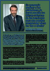 Columna de Opinion de Guillermo de la Dehesa sobre las Reformas de las Pensiones