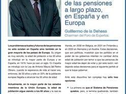 Columna de Opinion de Guillermo de la Dehesa sobre el Problema de las Pensiones