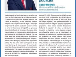 Las Pensiones Públicas: Una Mirada Histórica, por César Molinas