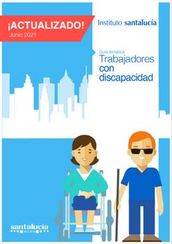 Guía temática para trabajadores con discapacidad