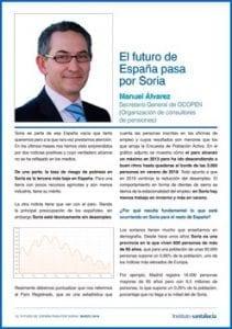 Manuel Álvarez | El futuro de las Pensiones de España pasa por Soria