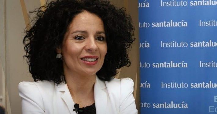Inmaculada D. se incorpora al Foro de Expertos del Instituto Santalucía
