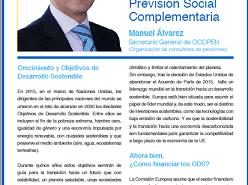 Agenda 2030 Previsión Social Complementaria