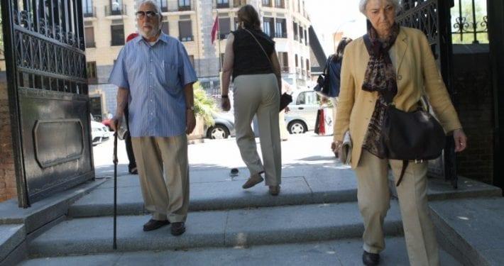 Pensión Media de Jubilación sube a 1.135 euros al mes | Instituto santalucía