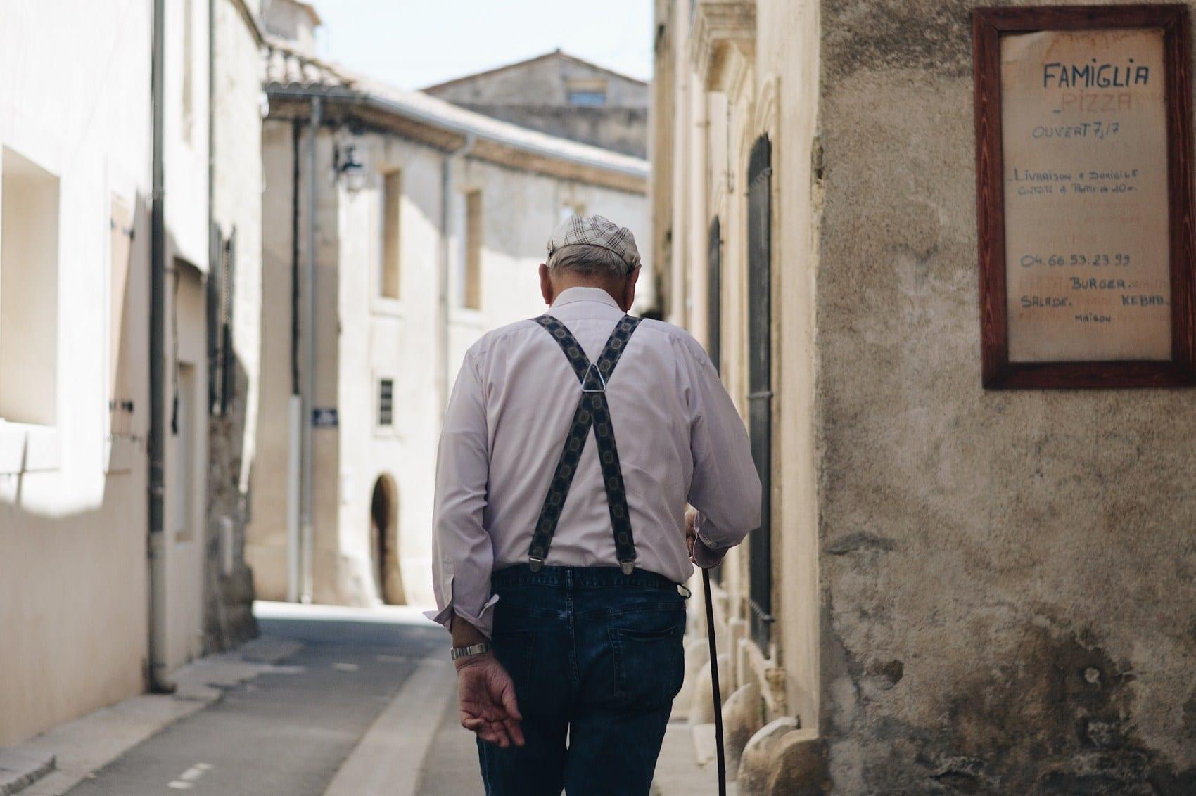 La pensión media de jubilación se sitúa en mayo