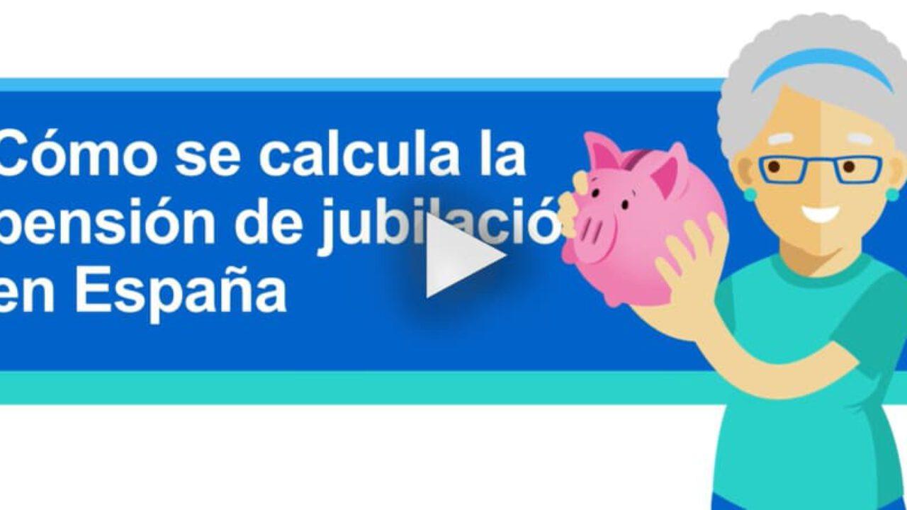Cómo se calcula la pensión de jubilación en España?