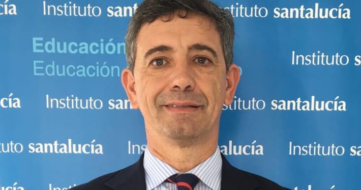 Jose Manuel Jimenez, director del Instituto Santalucía