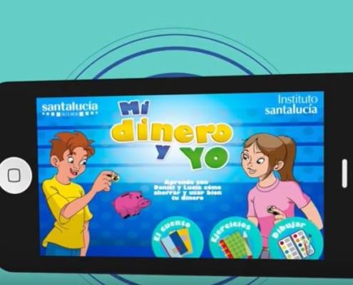 Educación Financiera para Niños Mi Dinero y Yo App