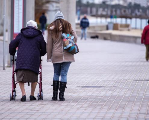 El Ahorro Previsional | La Dependencia en España