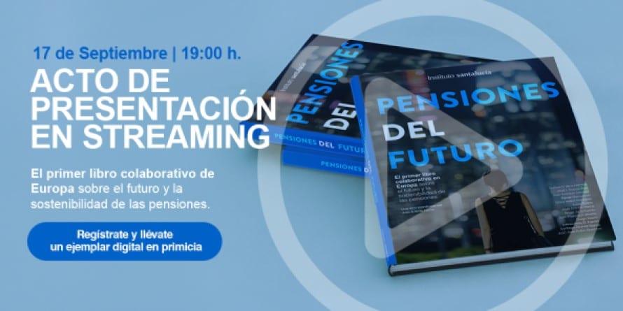 Presentamos el primer libro colaborativo en Europa sobre la sostenibilidad de las pensiones