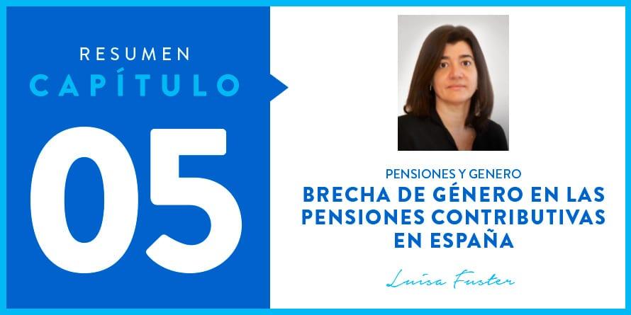 La brecha de género de las pensiones en España