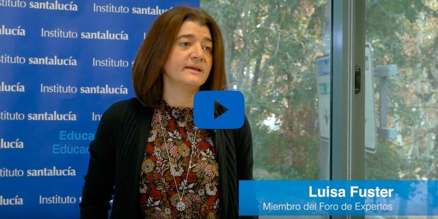 La Brecha de Género en las Pensiones por Luisa Fuster