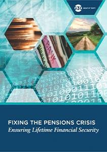 Crisis de las pensiones