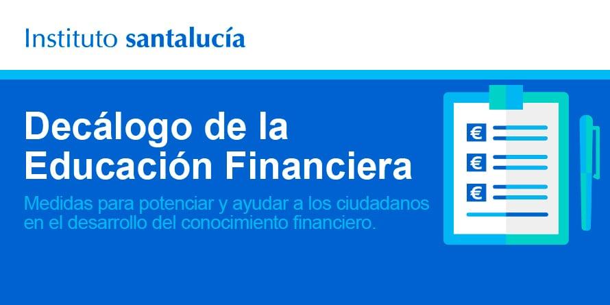 Decálogo de la Educación Financiera