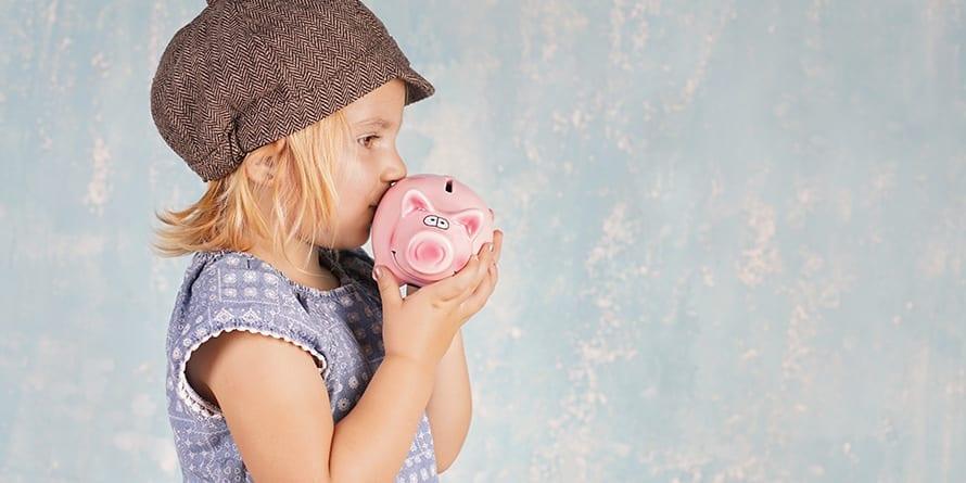 Educación financiera para los niños: qué es el ahorro