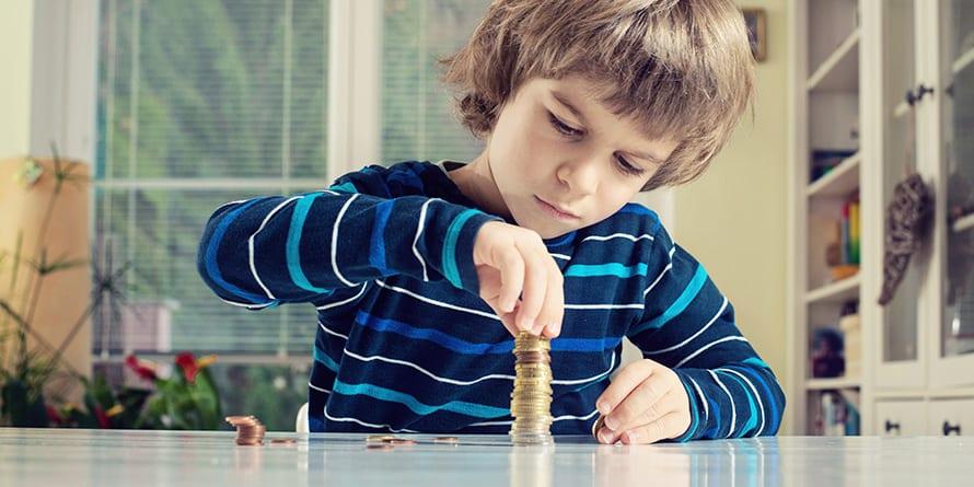 Educación Financiera para Niños: El Dinero