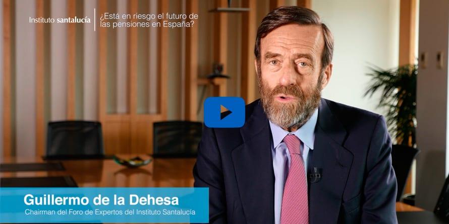 ¿Peligran las Pensiones en España?