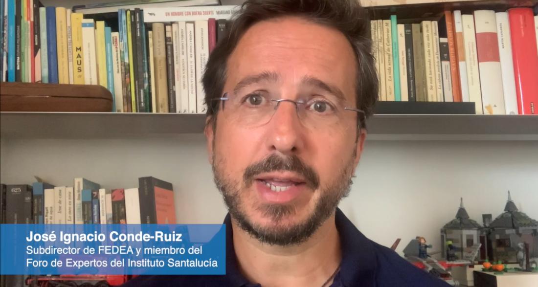 José Ignacio Conde-Ruiz, sobre el Ingreso Mínimo Vital