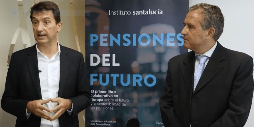 """José Enrique Devesa y Rafael Domenech: """"En un sistema de cuentas nocionales la actualización con la inflación no pone en riesgo la sostenibilidad de las pensiones"""""""