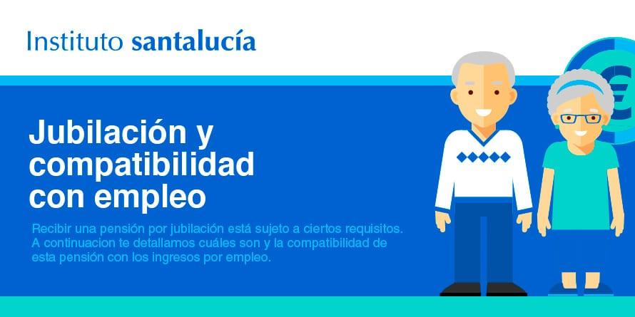 Infografía «Jubilación y compatibilidad con el empleo»