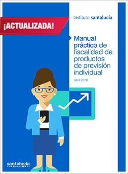 Manual práctico de fiscalidad de productos de previsión individual