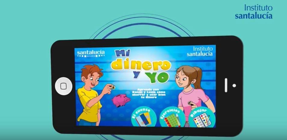 """""""Mi dinero y yo"""": aprende con Daniel y Lucía cómo ahorrar y usar bien tu dinero"""