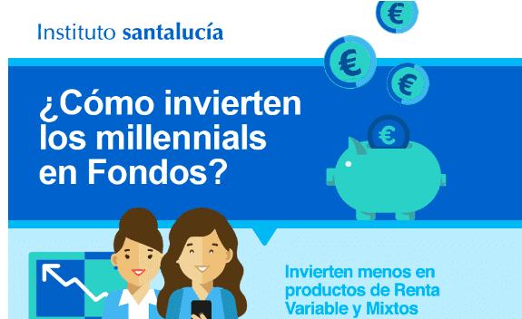 Cómo invierten los millennials en fondos de inversión
