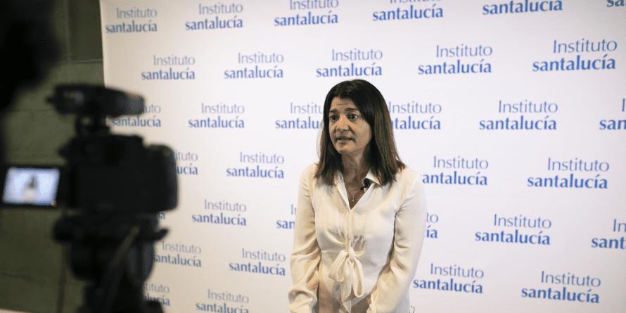 """Luisa Fuster: """"La pensión de viudedad es clave para evitar la pobreza durante la vejez"""""""