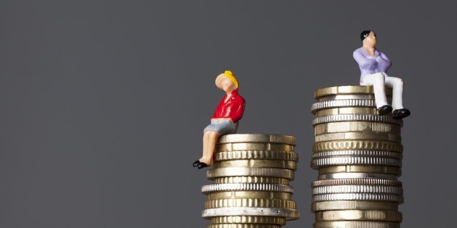 Persiste la brecha salarial entre hombres y mujeres