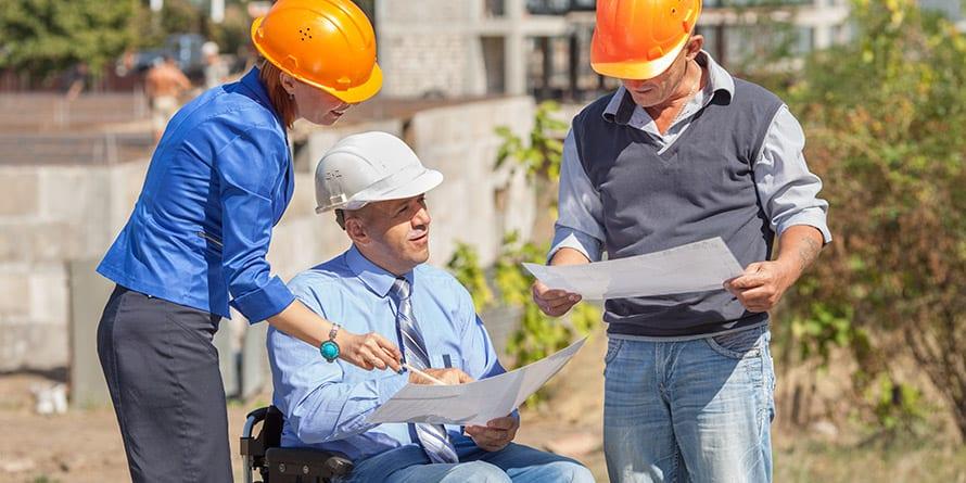 El 5,9% de la población española en edad laboral tiene una discapacidad