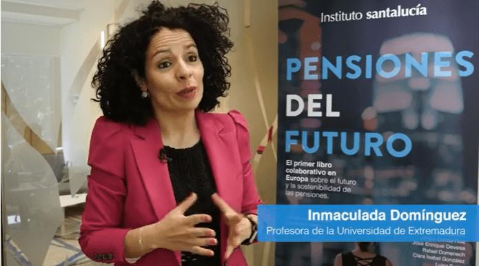 """Inmaculada Domínguez: """"Los productos de previsión social tienen que adaptarse a un futuro lleno de retos"""""""