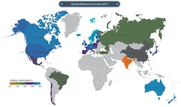 Mapa Seguridad de las Pensiones