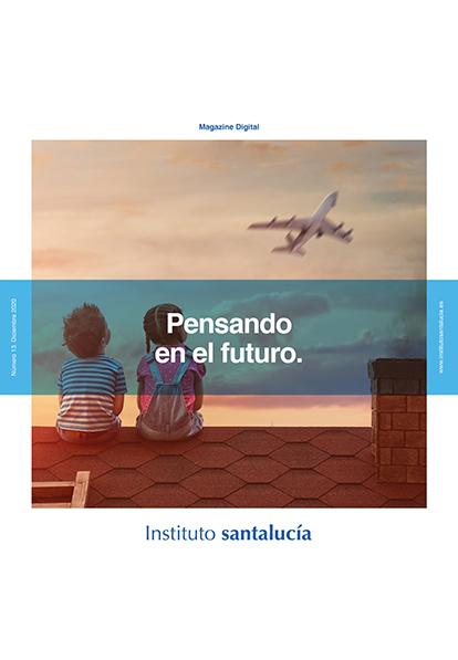 Nuevo magazine trimestral del Instituto Santalucía