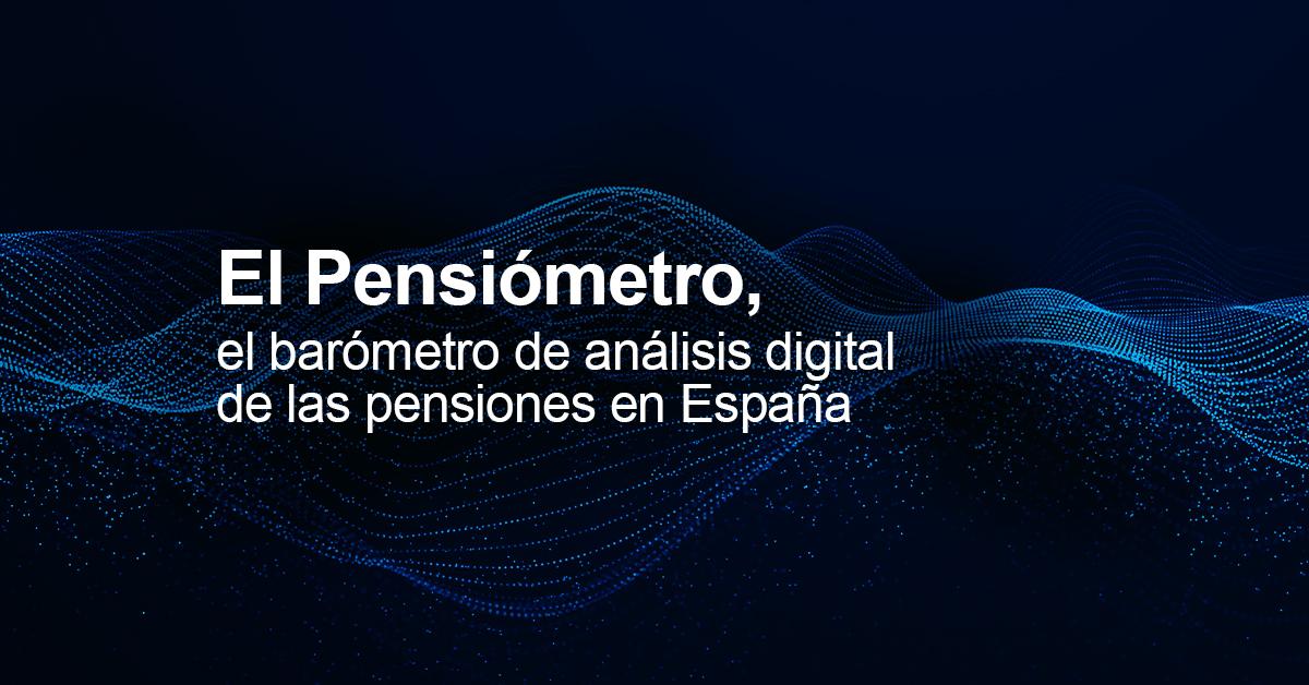 El Instituto Santalucía lanza El Pensiómetro, su herramienta propia de análisis de las pensiones en España