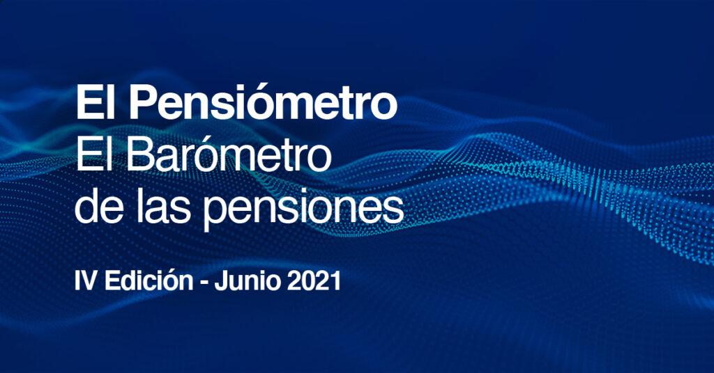 Pensiómetro segundo trimestre 2021
