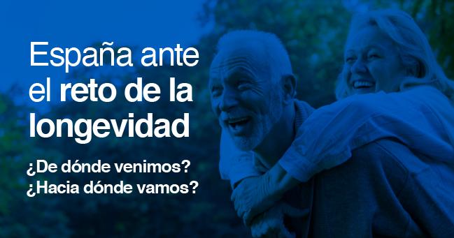 España ante el reto de la longevidad y el envejecimiento